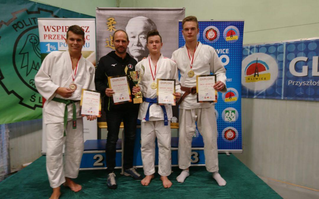 Otwarte Akademickie Mistrzostwa Polski Juniorów Młodszych