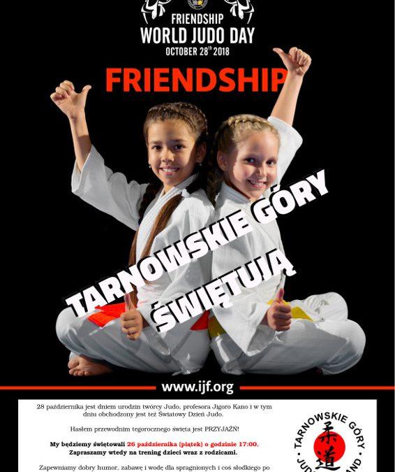 Światowy Dzień Judo w Tarnowskich Górach