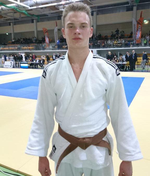 Kuba Żmudziński brązowym medalistom Pucharu Polski